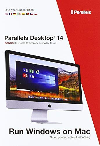 Parallels Desktop 14 für Mac