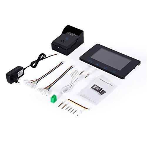 Videoportero 2 hilos Sistema intercomunicación video