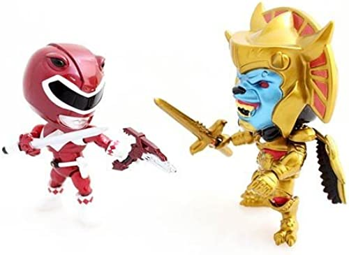 SDCC 2015 Mighty Morphin Power Rangers Metallic rot Ranger Vs. Goldar by The Loyal Subjects