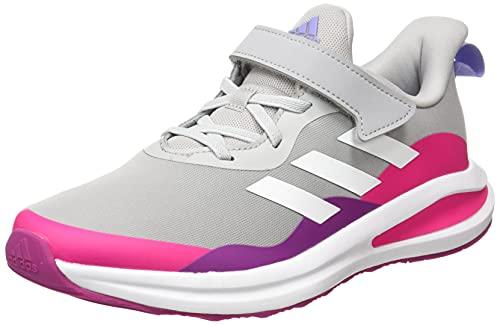 adidas Fortarun EL K,  Zapatillas de Running,  Gridos/FTWBLA/ROSSHO,  34 EU