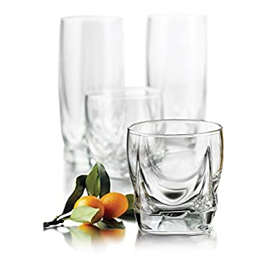 Libbey 16-Piece Imperial Glassware Set