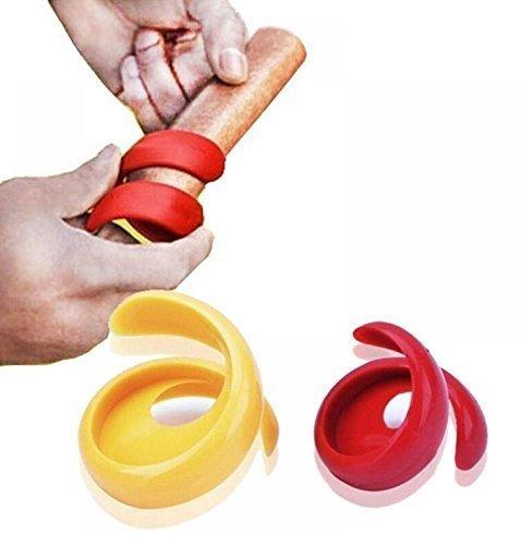 URGrace 4PCS New Cyclone Barbecue Wurstschneider Küchenhelfer Spiral Hot Dog Schneider Startseite DIY Currywurstschneider Gadget