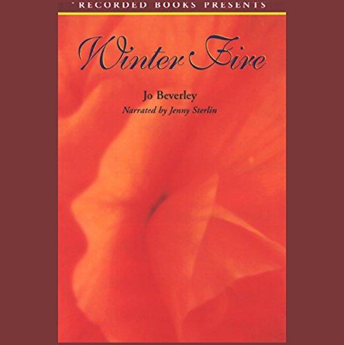 Winter Fire audiobook cover art