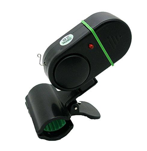 Alarma Detector Avisador de Picada Pez para Caña de Pescar con Luz...
