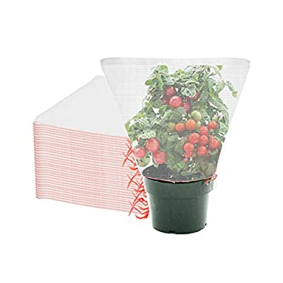ENPOINT Plant Cover Bags, 20pcs 23 x 15 inch Wa...