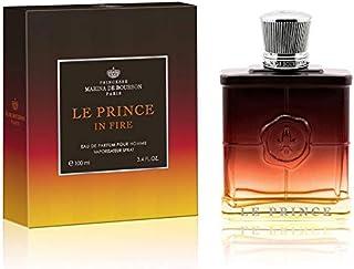 monsieur le prince on fire marina de bourbon eaude parfume pour homme 100 ml