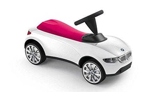 BMW Baby Racer III weiß / himbeerrot