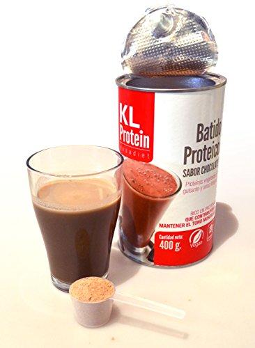 KL Protein Batido de Proteínas Vegano - 400 gr