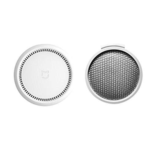 Piezas de repuesto de la aspiradora Orientable Aspirador HEPA Filtro Filtro Cubierta De La Cubierta For Un Ajuste For Xiaomi SCWXCQ01RR De Mano Aspirador Accesorios De Los Recambios Accesorios de aspi