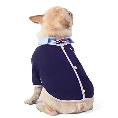 XSARACH Huisdier Hond Kleding, Hond Kleding, Lente Herfst Kleding, Casual jurk pak, Mode Ontwerp Voor een verscheidenheid van vakantie partij, fancy dress party, enz.