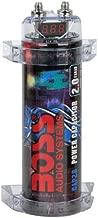 BOSS Audio Systems CAP2B 2 Farad Capacitor Black