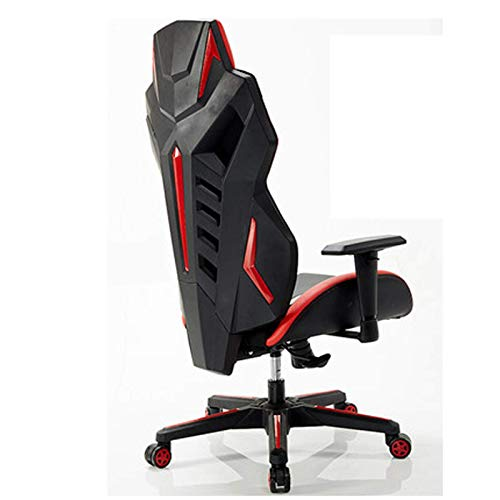 N&O Renovation House Computer Chair Home Seat Office Chair Gaming Chair Internet Cafe Gaming Chair Reclining Lunch Break Chair blue