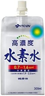 【伊藤園 公式通販】高濃度 水素水 パウチ 300ml × 30本入