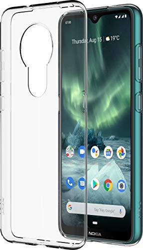 Nokia Clear Case für 6.2 & 7.2, Transparent