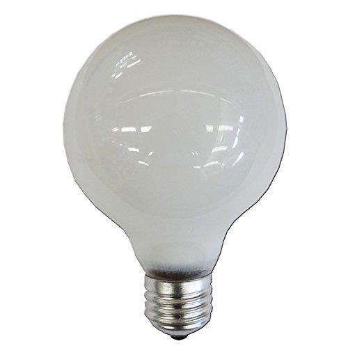 Laes 551464globo opale E27, 100W, bianco, 125x 175mm
