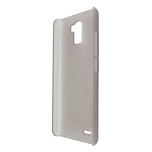 caseroxx Backcover für Oukitel K5000, Tasche (Backcover in schwarz-transparent)