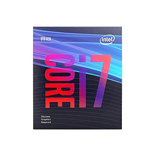 Intel Core i7-9700F Procesador de sobremesa 8 núcleos hasta 4,7 GHz sin procesador Gráficos LGA1151 Serie 300 65W | BX80684I79700F (renovado)