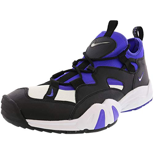 Nike Men's Air Scream Lwp Black/White - Persian Violet Ankle-High Cross Trainer Shoe 11M