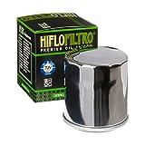 Ölfilter Hiflo HF303 Chrom Passend für Honda GL 1500 F6C Valkyrie SC34 1997-2003