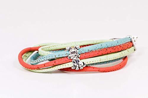 Syloschmuck ★ Wickelarmband ★ Armband ★ Hund ★ Weihnachtsgeschenk★ Handmade★ Geschenk für Sie