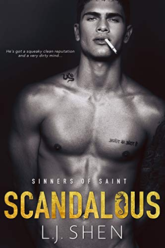 Scandalous (Sinners of Saint) (Volume 4)