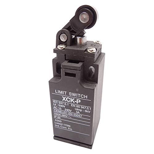 BAUER - Schlupftürkontakt, 400V/3A | Aufzug, Torantrieb, Garagentor, Antrieb, Tor, Tür