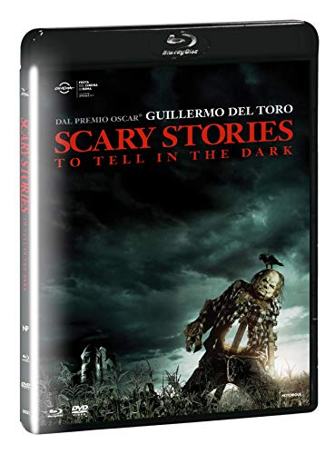 Scary Stories to Tell in The Dark (Blu-Ray+DVD) [Import]