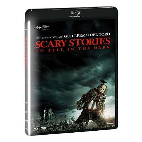 Scary Stories - To Tell In The Dark Combo (Br+Dv)
