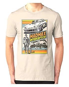 Mad Max V8 Interceptor Slim Fit Tshirt