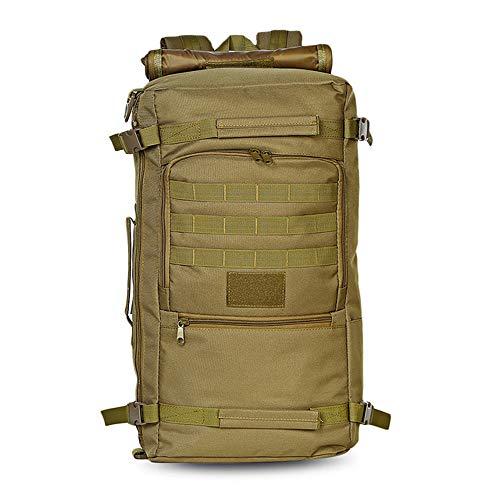 Greenpromise Mochila táctica militar de 60 para caza  camping  portátil  de nailon