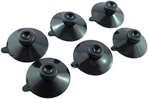 BSCX6 6 Pieces Set Grade A Suction Cups for Cobra Beltronics Escort Radar Detectors product image