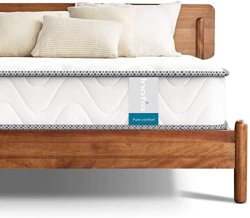 Inofia Einzelbett-Matratze, 90 x 190 cm,...
