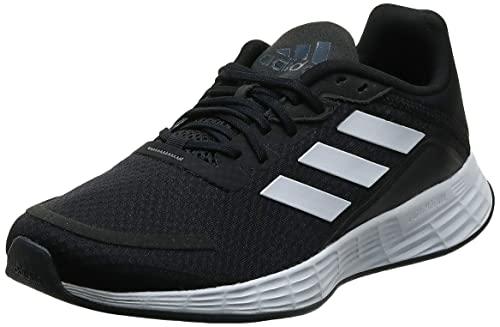 Adidas Duramo SL, Zapatillas Hombre, Black/White/Grey, 43 1/3 EU