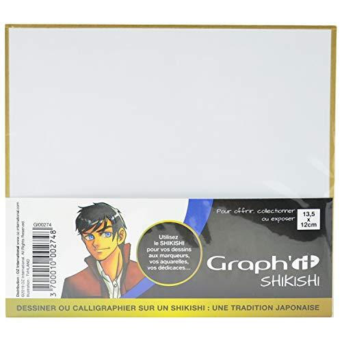 Graph'it Shikishi Board 135 x 120 mm – Portrait Petit GI00274