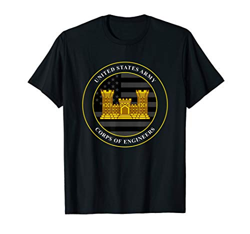 Army Corps of Engineers USACE T-Shirt