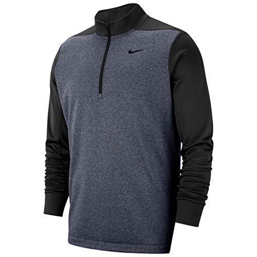 Nike Mens Long Sleeve Quarter Zip Jackets