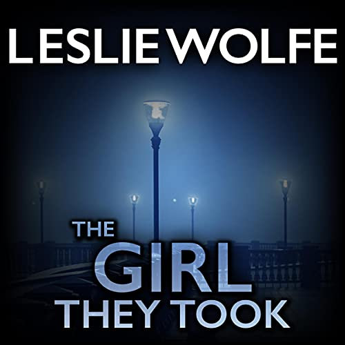 The Girl They Took cover art