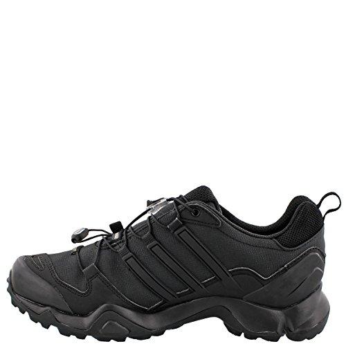 adidas outdoor Men's Terrex Swift R GTX Black/Black/Dark Grey Hiking Shoes - 10.5 D(M) US