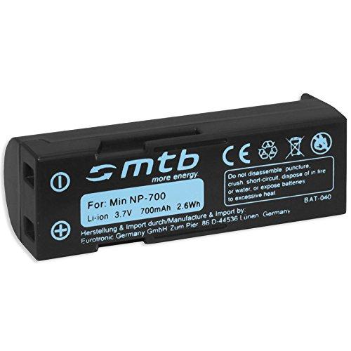 Batería NP-700 para Konica-Minolta Dimage X50, Dimage X60