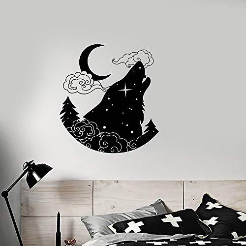 N\A Belleza de Dibujos Animados de Vinilo de la Cocina Etiqueta de la Pared Papel Tapiz decoración de la habitación de los niños decoración del hogar