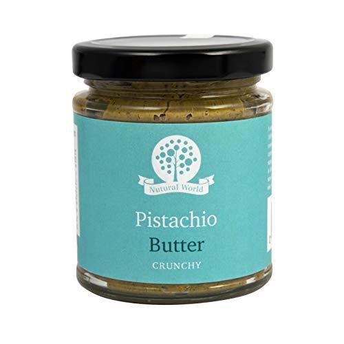 Nutural World - Beurre de Pistache croustillant (170g) Vainqueur des Great Taste Awards