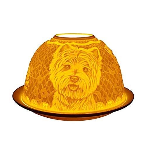scelta di colori DOGGY BAG West Highland Terrier Westie SHOPPING BAG