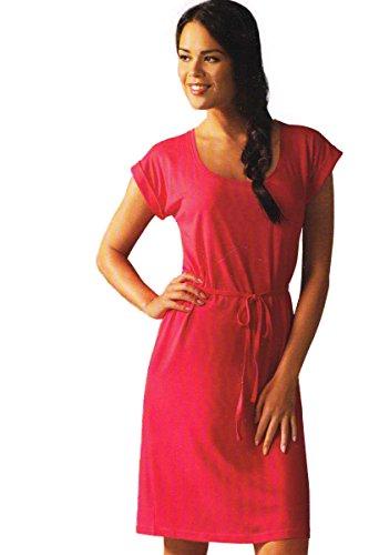 Esmara® Sommerkleid - Basic für den Sommer (M 40/42, Rosa)