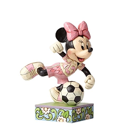 Disney Tradition Goal! (Minnie Mouse Football Figur)