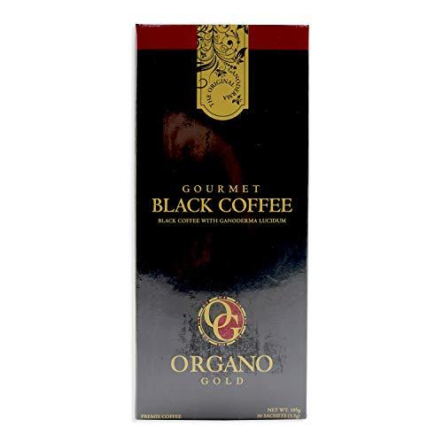 Organo Gold Premium Ganoderma Black Coffee (30 Sachets)
