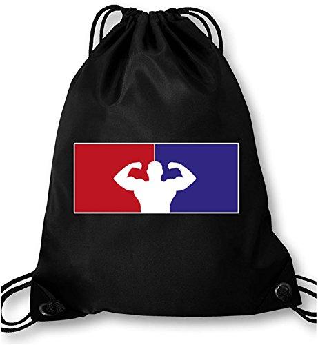 EZYshirt® Fitness Turnbeutel