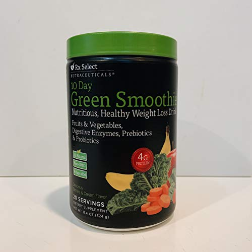 10 Day Green Smoothie