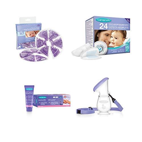 Bolsa del recién nacido Lansinoh - KIt hospitalario básico para lactancia materna