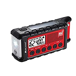 Midland – ER310, Emergency Crank Weather AM/FM Radio – Multiple...