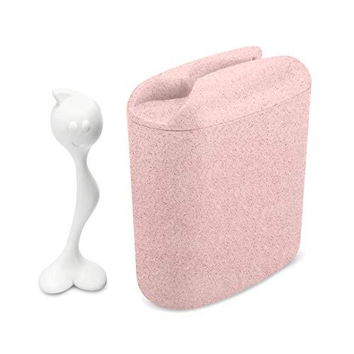 Koziol Vorratsdose 500g Hot Stuff L, Aufbewahrungsdose, Dose, Thermoplastischer Kunststoff, Organic Pink, 3058669